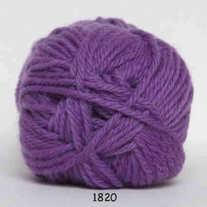 Lima - Uldgarn - fv 1820 Pink Lilla