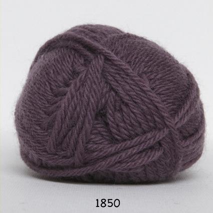 Lima - Uldgarn - fv 1850 Mørk Gammel Rosa