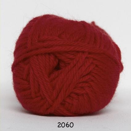 Lima - Uldgarn - fv 2060 Rød