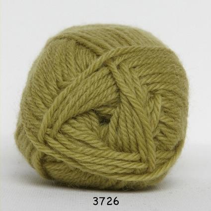 Lima - Uldgarn - fv 3726 Lime Grøn