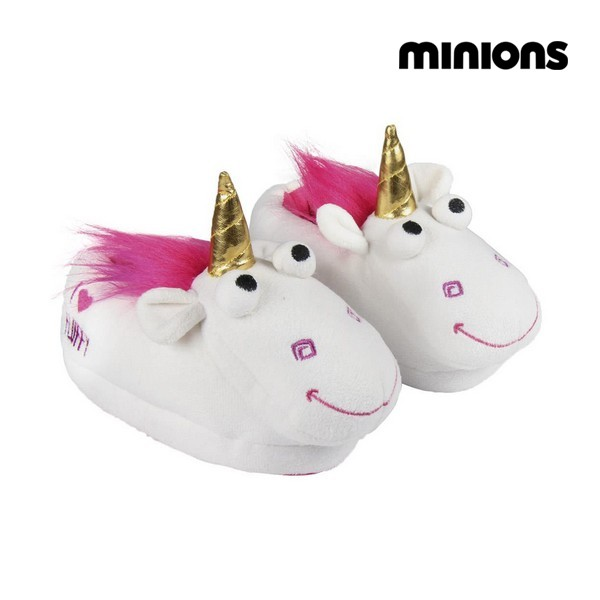 3D Hjemmesko Til Børn Minions 73351