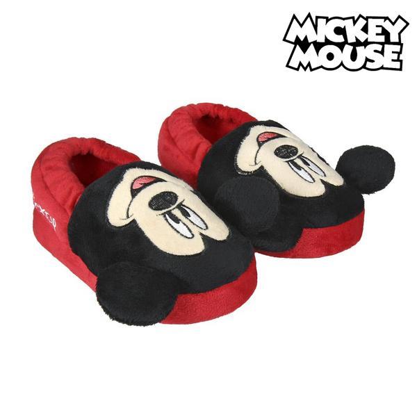 3D Hjemmesko Til Børn Mickey Mouse 73370 Rød