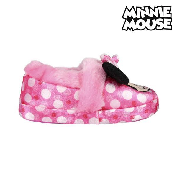 3D Hjemmesko Til Børn Minnie Mouse 73376 Pink