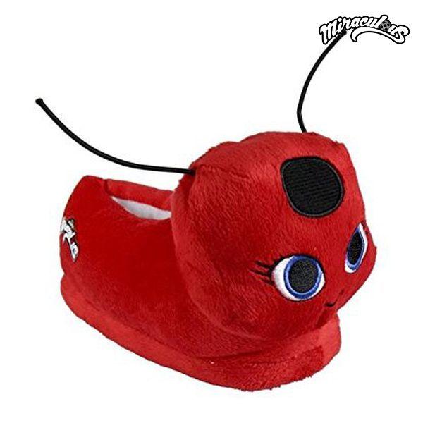3D Hjemmesko Til Børn Lady Bug 72729
