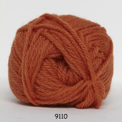 Lima - Uldgarn - fv 9110 Orange