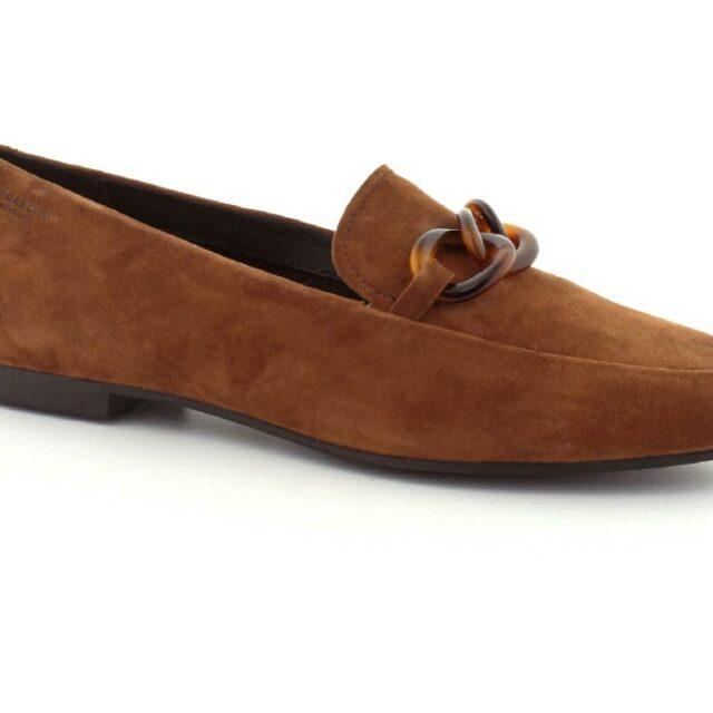Vagabond Loafers, (Cognac)
