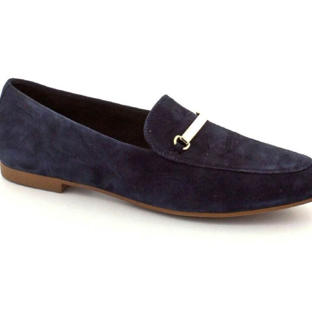 Vagabond Loafers, (Mørk blå)