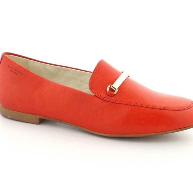 Vagabond Loafers, (Rød)