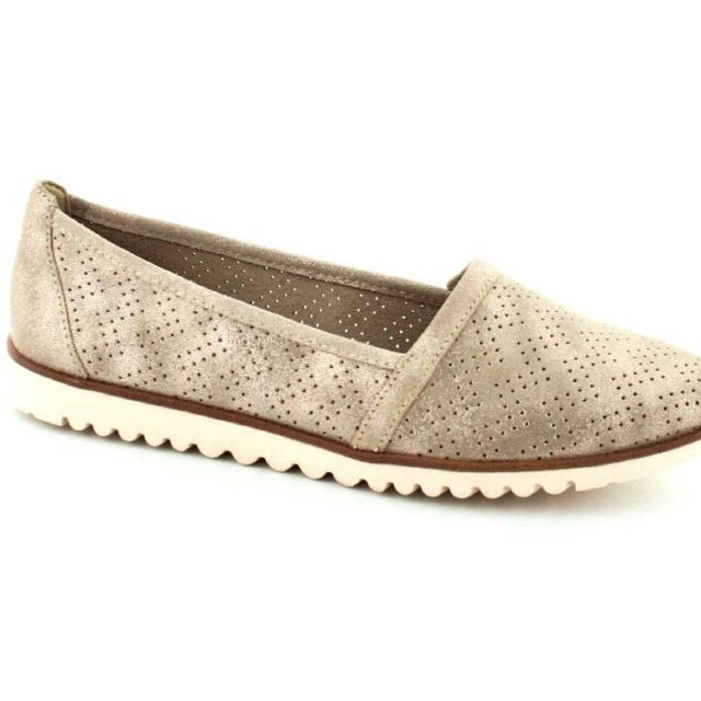 Tamaris Loafers, (Sand)