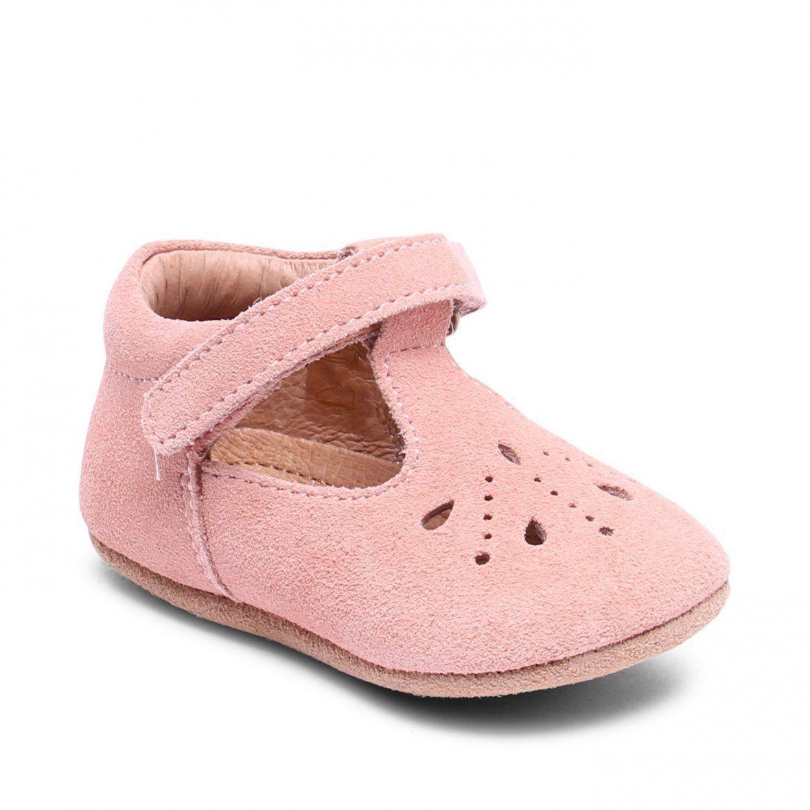 f5dfb4600ec Bisgaard - Peach - Hjemmesko - 21 - Loafers