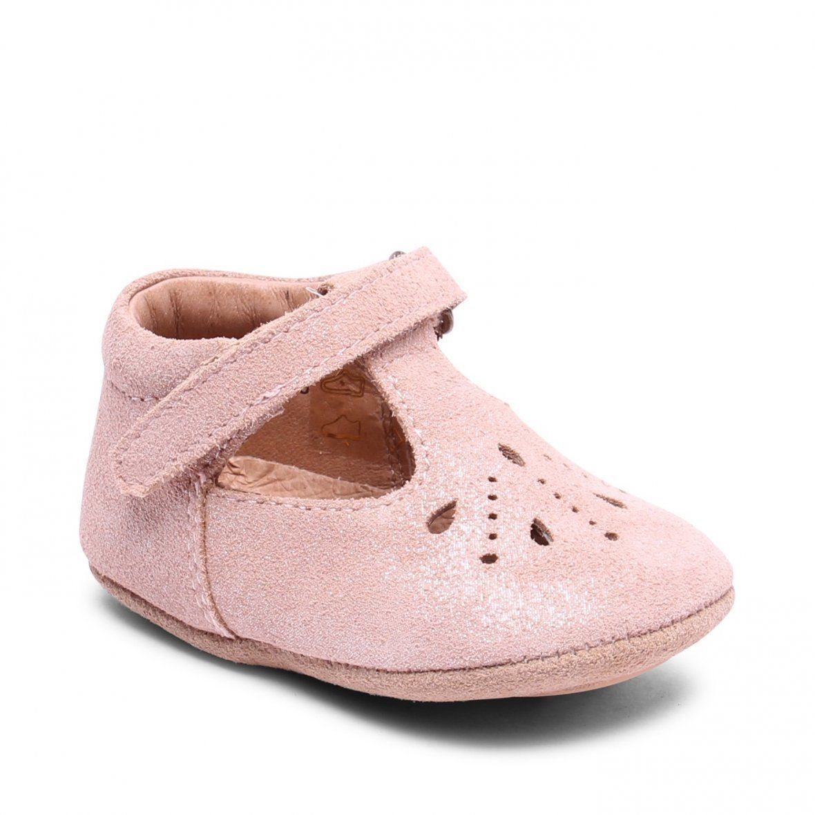 3bdaa298303f Bisgaard - Glitter Nude - Hjemmesko - 25 - Loafers