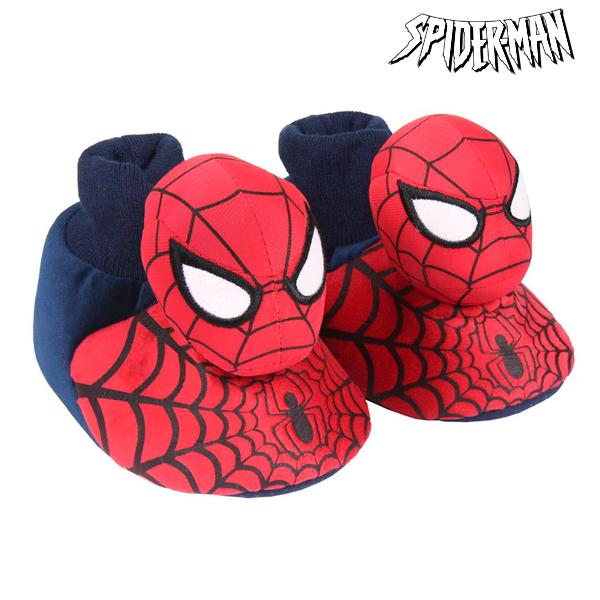3D Hjemmesko Til Børn Spiderman 73338