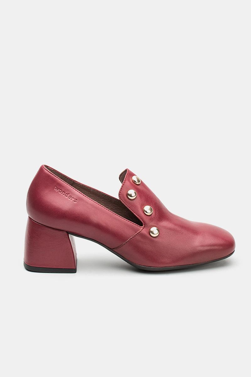 6d47881e Wonders - H-3321 Iseo loafers i rød (Størrelse: 39) - Loafers