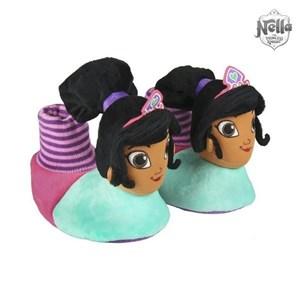 3D Hjemmesko Til Børn Nella 73346 23-24