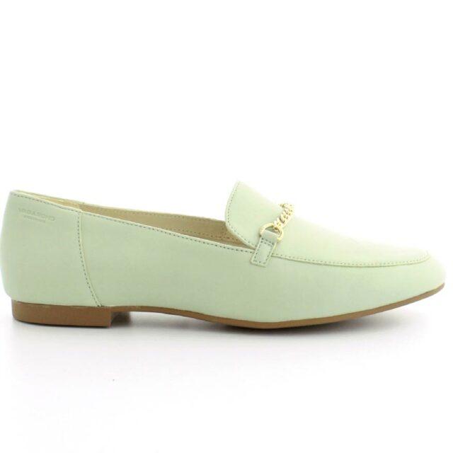 Vagabond sko dame - Eliza loafer (mintgrøn, str. 37, skind) - Udsalg