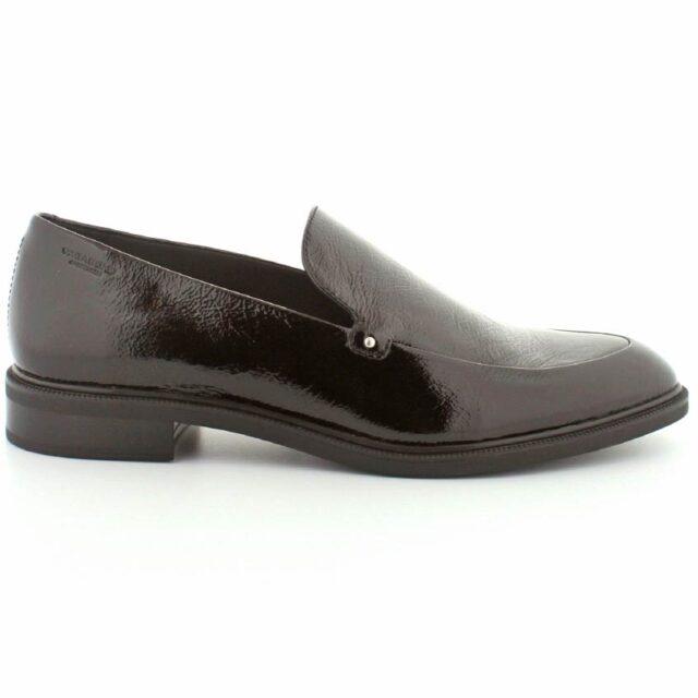 Vagabond sko dame - Frances loafer (sort, str. 36, Lak) - 2020 Nyheder