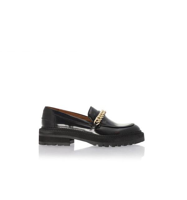 Billi Bi Shoes, Black polido/gold 900 - 36